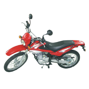 Off-Road Motorcycle (BS125GY-4) (Off-Road Motorrad (BS125GY-4))