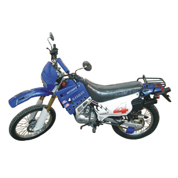 Off-Road Motorcycle (BS150GY) (Off-Road Motorrad (BS150GY))