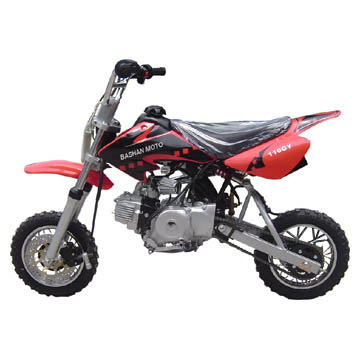 Off-Road Motorcycle (BS110GY) (Off-Road Motorrad (BS110GY))