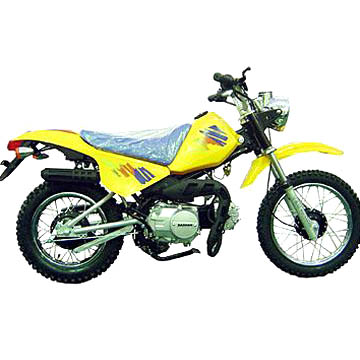 Off-Road Motorcycle (BS90PY-2) (Off-Road Motorrad (BS90PY-2))