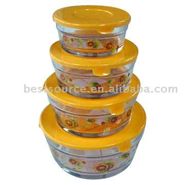 Glass Mixing Bowl (Стекло Mixing Bowl)