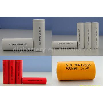 Rechargeable Lifepo4 Battery (Аккумуляторная LiFePO4 Аккумулятор)