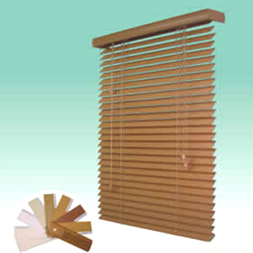 High Durability Faux Wood Blind