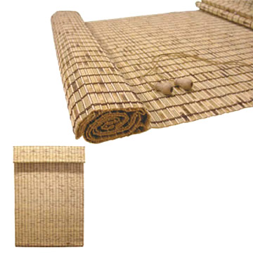 Bamboo Roll Up, Roman Shade Blind (Bamboo Roll Up, Роман Shade Blind)