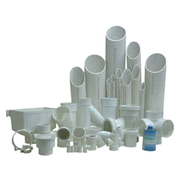 U-PVC Pipes and Fittings (U-PVC трубы и фитинги)