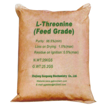 L-Threonine (Feed Grade) (L-треонин (F d Grade))