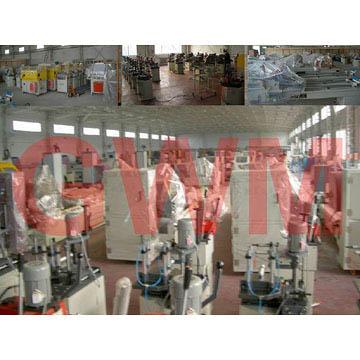 PVC Window Fabrication Machines (ПВХ окна изготовление машин)