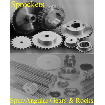 Sprockets and Gears (Звездочки и шестеренки)