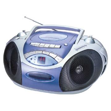 CD Radio Cassette Player (CD Radio Cassette Player)