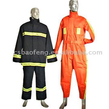 Fire-Fighting Clothing (Fire-Fighting одежда)
