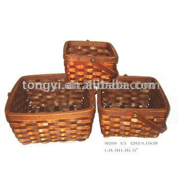 Tissue Baskets (Tissue Baskets)