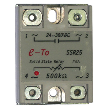Solid State Variable Relay (Solid State Relay variable)
