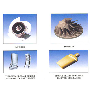 Impellers and Blades