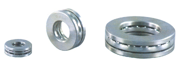 Thrust Ball Bearing (Axial-Rillenkugellager)