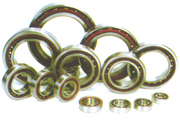 P4 Precision Angular Contact Ball Bearing
