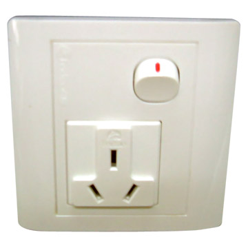 Switch Socket (86-CB Series) (Switch Socket (86-CB Series))