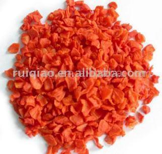 Dehydrated Diced Carrots (Высушенные кусочки моркови)