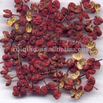 Chinese Red Pepper (Chinese Prickly Ash) (Китайский Красный перец (китайский Колючая Ash))