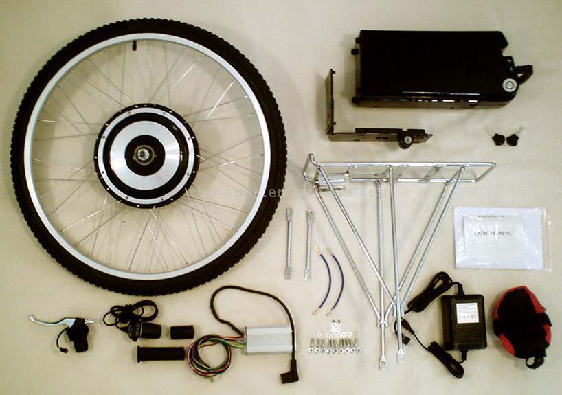 E-Wheel Kit (E-Комплект колес)