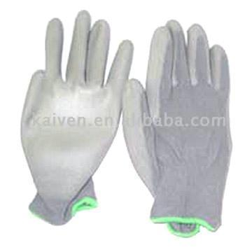 Working Gloves (PU Coated Gloves)