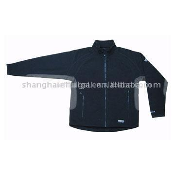 Windproof Fleece Jacket (Ветрозащитная куртка руно)