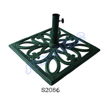 Square Umbrella Base