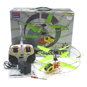 Radio Control Helicopter (136162) (Radio Control Helicopter (136162))