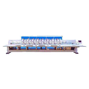 Computergesteuerte Stickmaschine (Computergesteuerte Stickmaschine)