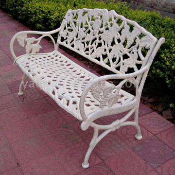 Cast Iron Chair