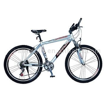Mountain Bicycle (Горный велосипед)