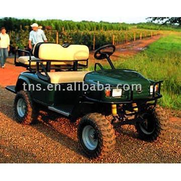 Gas Golf Cart (Газ Golf Cart)