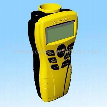 Ultrasonic Distance Meter with Laser Pointer (Ультразвуковой измеритель расстояния с лазерной указкой)