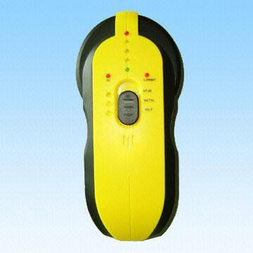 3-In-1 Metal, Voltage and Stud Detector