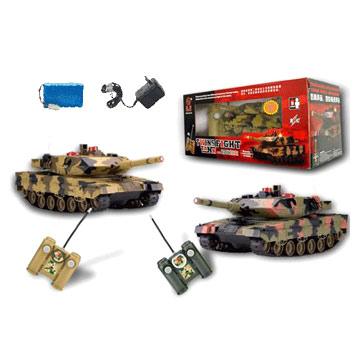 Radio Control Tank (Радио бака контроля)