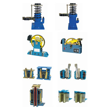 Hydraulic Buffers, Direction Speed Limit and Safety Gear