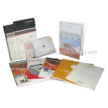 Booklets of Direction and Manuals