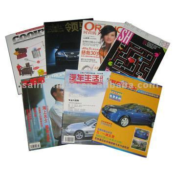 Catalogs and Magazines
