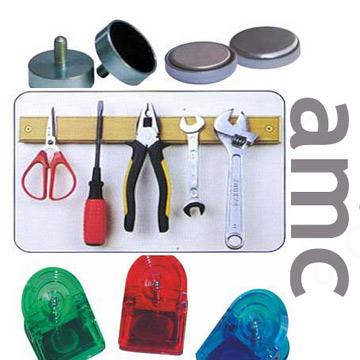 Magnetic Clips, Magnetic Hooks, Magnet Pots