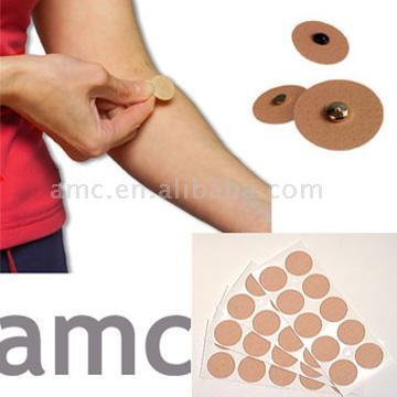 Magnetic Spot Bandage Plaster (Spot magnétiques Bandes plâtrées)