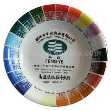 In-Glaze Color Series Pigment (В-глазурь цвета серии Пигменты)