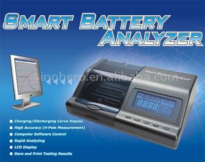 Smart Battery Analyzer
