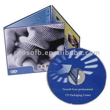 CD Pressing (CD Нажатие)