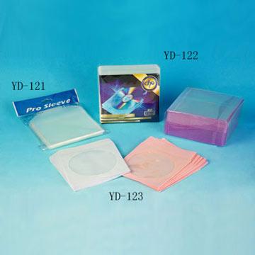 CD PP Sleeves/Paper Sleeves (CD ПП рукава / Бумага рукава)