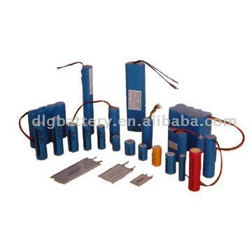 Li-Ion Battery (Li-Ion аккумулятор)