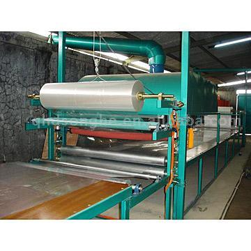 Fiberglass Sheets, Corrugated Panels, Structoglas sheeting, Crane