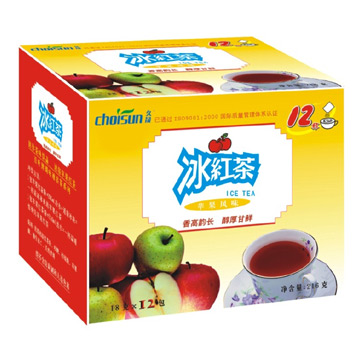 Ice Black Tea (Apple Flavor) (Лед черный чай (Apple Flavor))
