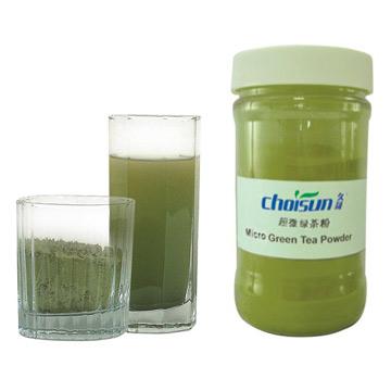 Micro Green Tea Powder (Micro зеленый чай порошковые)