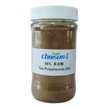 Green Tea Polyphenol (95%) (Полифенол зеленого чая (95%))