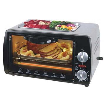 Toaster Oven (Тостер духовки) - Мои фотографии - Варочная поверхность Gorenje - Персональный сайт.
