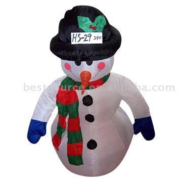 Snowman Toy (Snowman Toy)